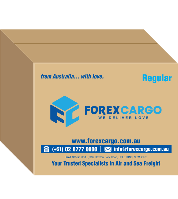 Forex cargo box tracking